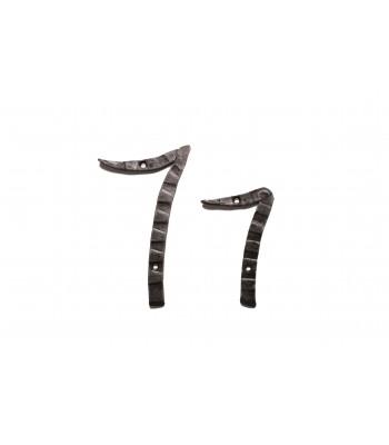 "Кованая цифра ""7"" 15 см"