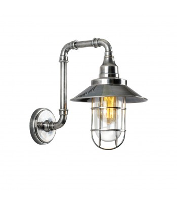 Настенный уличный светильник  WL-51726