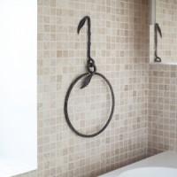Кованые изделия для кухни и ванной