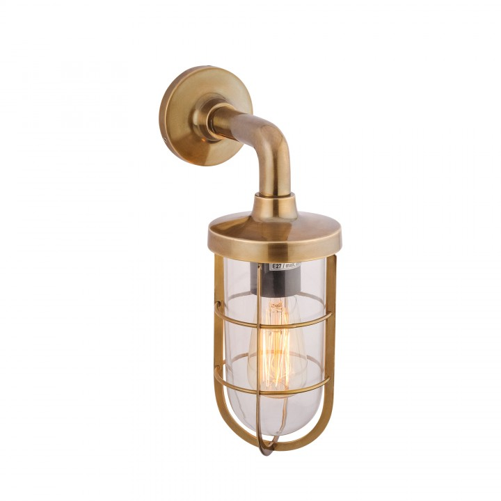 Настенный уличный светильник WL-30517
